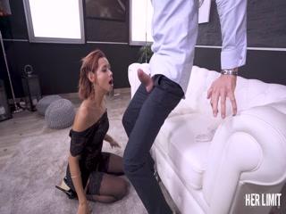 Секс порно кастинги  года с участием рыжей